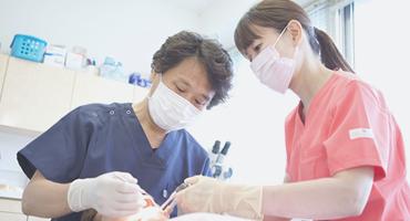 歯周病専門の歯医者
